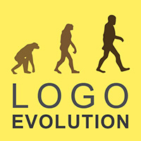 Post image for Logo Evolution of the Most Popular Brands (Infographics)
