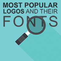 Post image for 33 Fonts That Make Up The Most Popular Company Logos Today